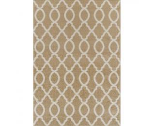 Koberec Nala 57x90 cm - béžová / slonovinová