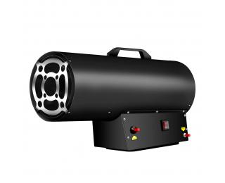 Dielenský plynový ohrievač NB-30M 30000 W - čierna