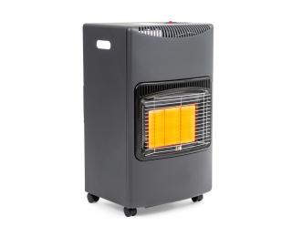 Izbový plynový ohrievač NB-G180B 4200 W - tmavosivá