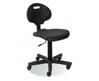 Dielenská stolička na samobrzdiacich kolieskach Negro GTS - čierna