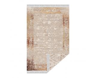 Obojstranný koberec Nesrin 180x270 cm - béžová / vzor