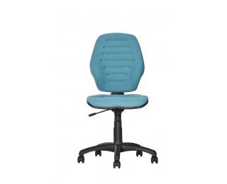 Detská stolička na kolieskach Master 10 Activ 1 - modrá / čierna