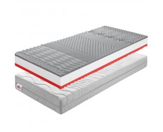 Obojstranný penový matrac BE Tempo 30 New 183x200 cm