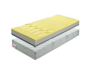 Obojstranný penový matrac BE Tempo Visco 180x200 cm