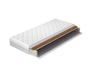 Obojstranný pružinový matrac Oreno 200 200x200 cm