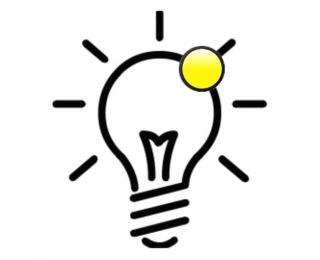 Osvetlenie LED-12 BC - teplá biela
