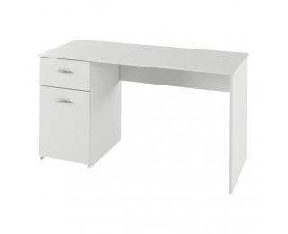 PC stôl Bany - biela