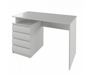PC stôl Hany - biela