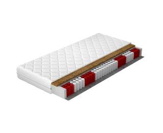 Taštičkový matrac Pisa 120 120x200 cm
