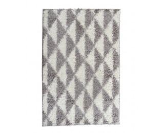 Koberec Pixel 160x235 cm - krémová / sivá