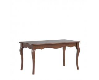 Rustikálny rozkladací jedálenský stôl Prato PR-2 - višňa 02
