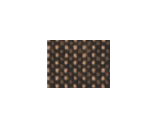Stolička bez operadla Chico - chróm / hnedá látka (C24)