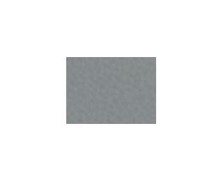 Stolička bez operadla Chico - chróm / šedá ekokoža (V28)