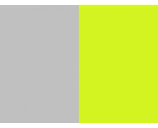 Závesné hojdacie kreslo Bahamas - sivý ratan / zelená poduška