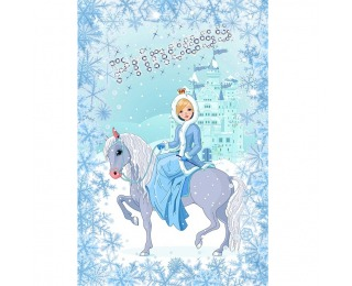 Koberec Princess 100x150 cm - kombinácia farieb