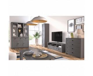 Obývacia izba Provance - sivá