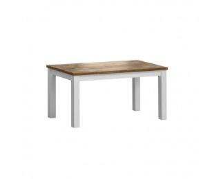 Rozkladací jedálenský stôl Provance STD - sosna Andersen / dub lefkas
