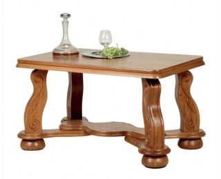 Konferenčný stolík Cezar M - drevo D3