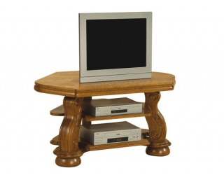 TV stolík Cezar - drevo D3