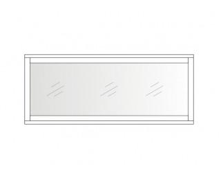 Zrkadlo na stenu Kacper 120 - wenge