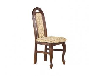 Jedálenská stolička Ludwig - bawaria / béžový vzor