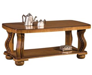 Konferenčný stolík Parys - drevo D3