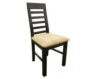 Jedálenská stolička Porto - wenge / Monaco