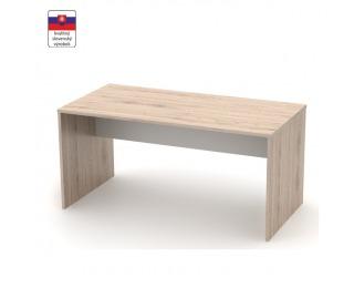 Písací stôl Rioma Typ 16 - san remo / biela