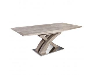 Rozkladací jedálenský stôl Bonet New Typ 2 - dub sonoma