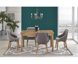 Rozkladací jedálenský stôl Tiago 2 - dub riviera