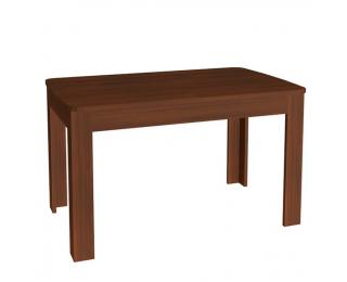Rustikálny rozkladací jedálenský stôl Walena 130/175 - orech vlašský