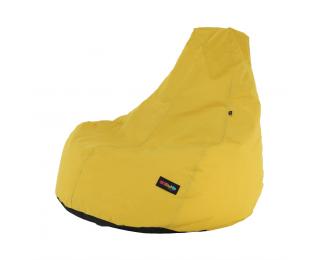 Sedací vak Bolzano - žltozelená