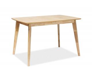 Rozkladací jedálenský stôl Brando - dub