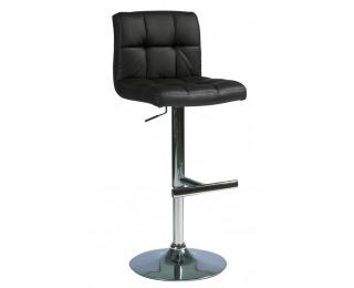 Barová stolička C-105 - čierna