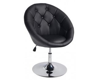 Barová stolička C-881 - čierna