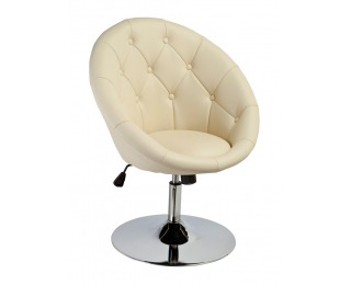 Barová stolička C-881 - krém