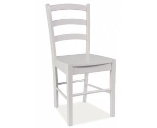 Jedálenská stolička CD-38 - biela