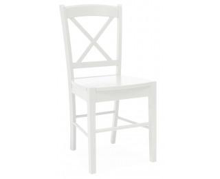 Jedálenská stolička CD-56 - biela