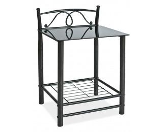 Nočný stolík ET-920 - čierna