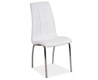 Jedálenská stolička H-104 - biela