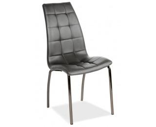 Jedálenská stolička H-104 - sivá