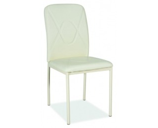 Jedálenská stolička H-623 - biela