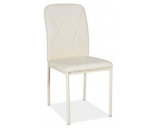 Jedálenská stolička H-623 - krémová