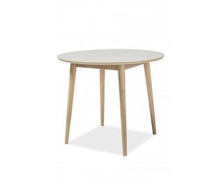 Okrúhly rozkladací jedálenský stôl Nelson - dub medový