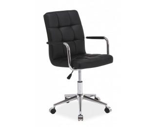 Kancelárska stolička Q-022 - čierna