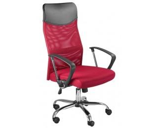Kancelárske kreslo Q-025 - červená