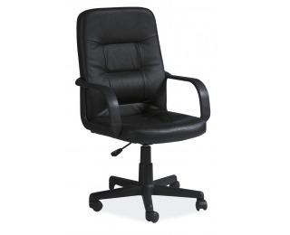 Kancelárska stolička Q-084 - čierna