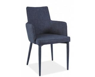Jedálenská stolička Semir - grafit