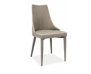 Jedálenská stolička Soren - sivá