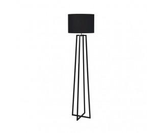 Stojacia lampa Qenny Typ 17 - čierna